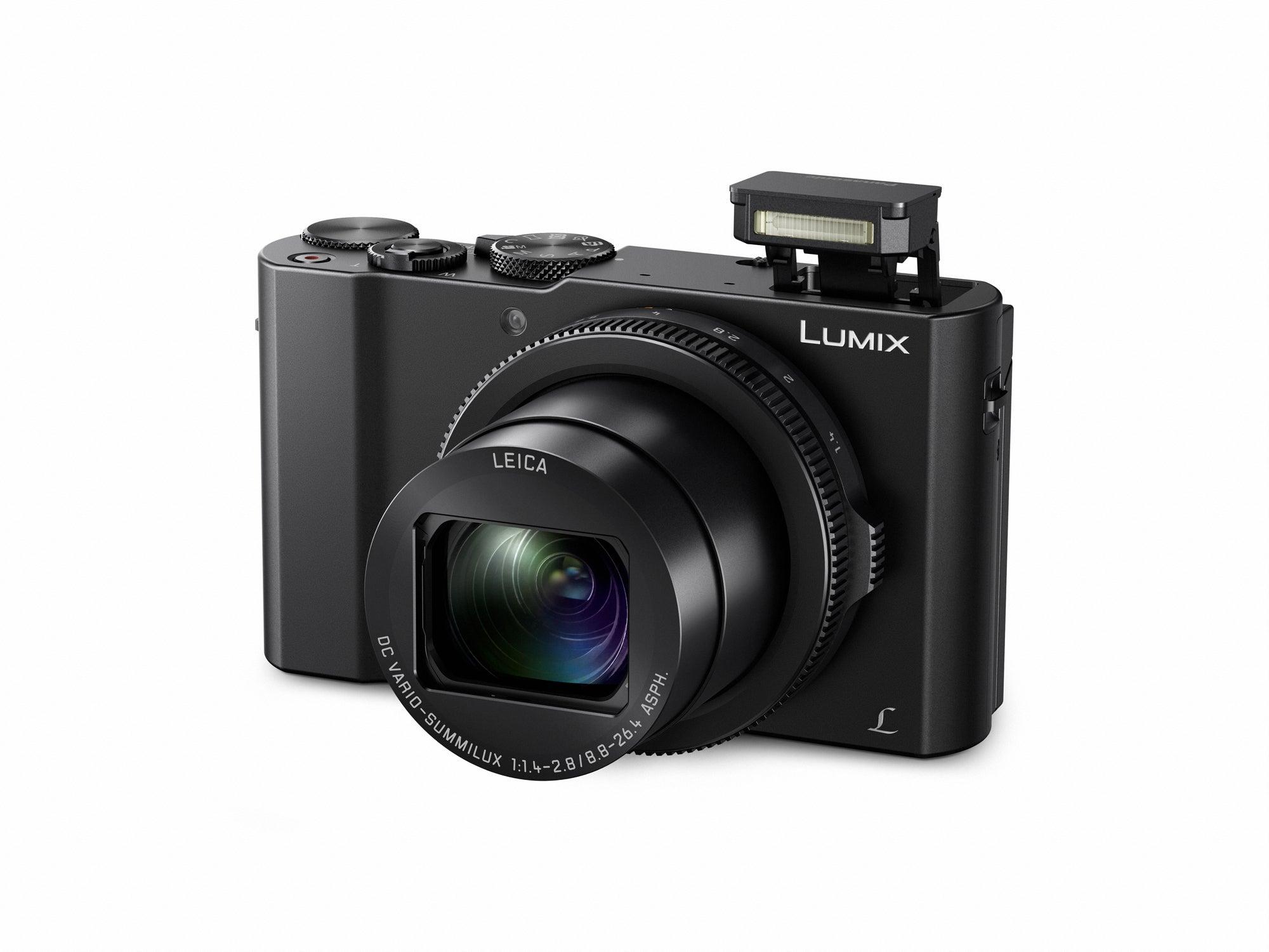 New Gear: Panasonic Lumix LX15 with 1-inch Sensor and f/1.4 Leica DC Vario-Summilux Lens