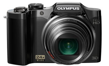 New Gear: The Olympus SZ-31MR iHS Compact Superzoom