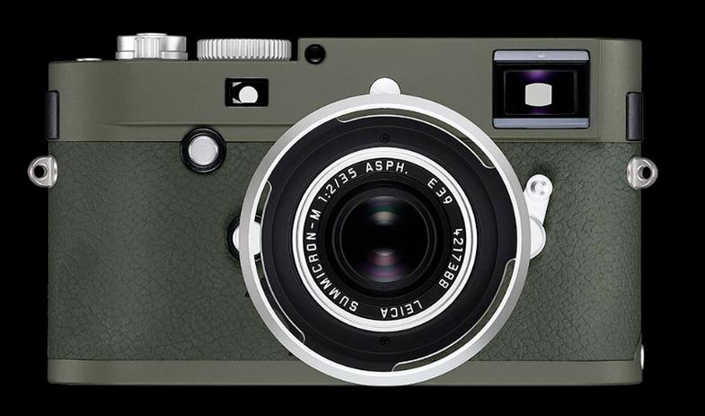 Leica M-P Edition 'Safari'