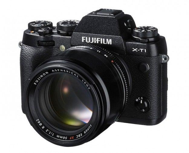 Fujifilm X-t1 light leak fix
