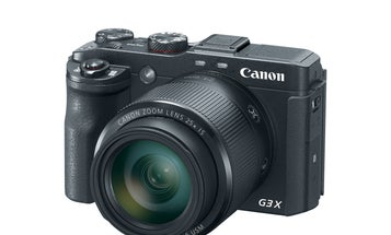 New Gear: Canon PowerShot G3 X Camera Has a 24-600mm F/2.8-5.6 Lens (Equivalent)