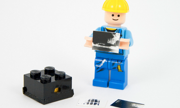 This Tiny Lego Creation Is a Working Pinhole Camera