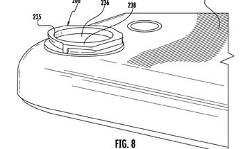 Apple Patent Shows an iPhone With a Bayonet Mount for Interchangeable Lenses