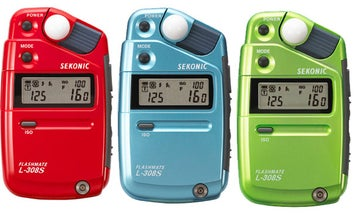 Sekonic Celebrates 60th Anniversary with Limited Edition L-308S Light Meters