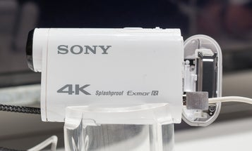 New Gear: Sony Adds 4K To Action Cameras and HandyCams