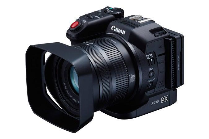 Canon XC10 4K Video Hybrid Camera
