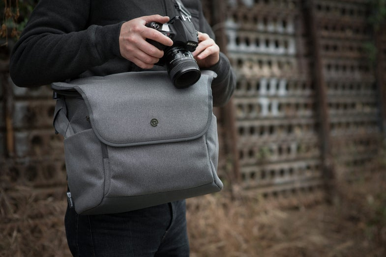 New Gear: Booq's Python Catch Bag
