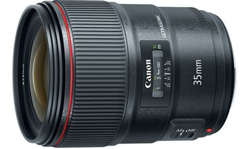 New Gear: Canon's New 35mm F/1.4L II USM Lens Has New Optical Technology