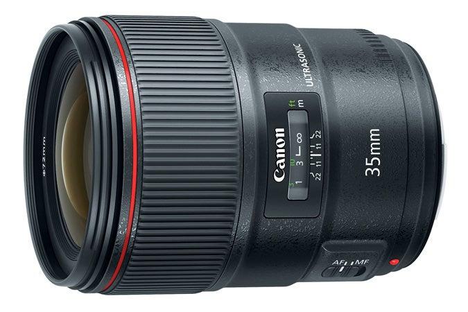 Canon 35mm F/1.4L USM II Prime Lens