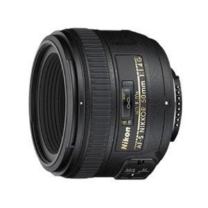 Nikon 50mm f/1.4G Nikkor AF-S
