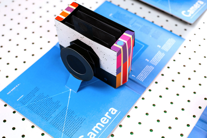 This Pop-Up Book Doubles as a Pinhole Camera