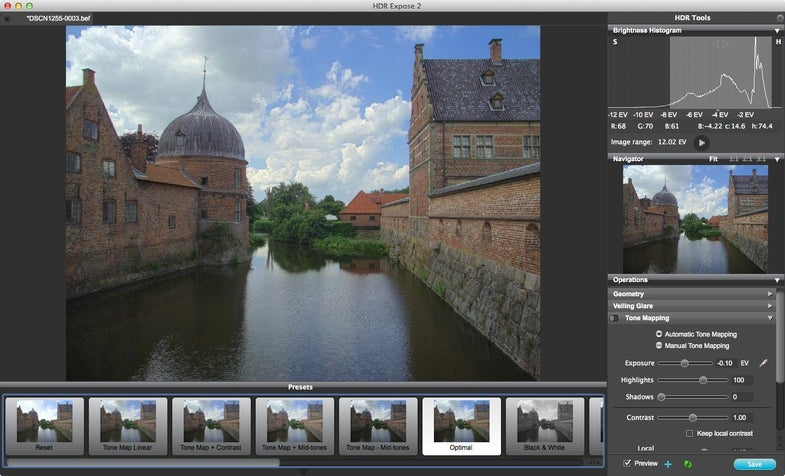 hdr expose