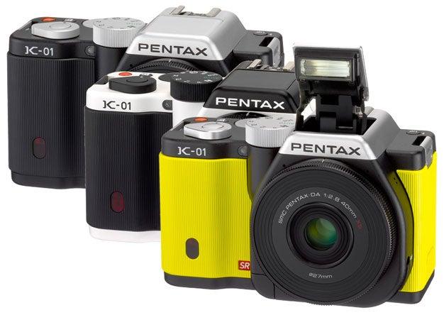 Pentax K-01 Group