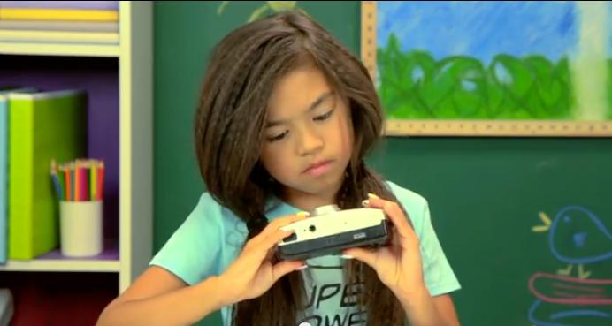 Kids React to Old Film Cameras