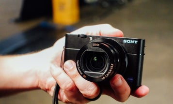 First Impressions: Sony's Super-Fast RX100 V Compact Camera
