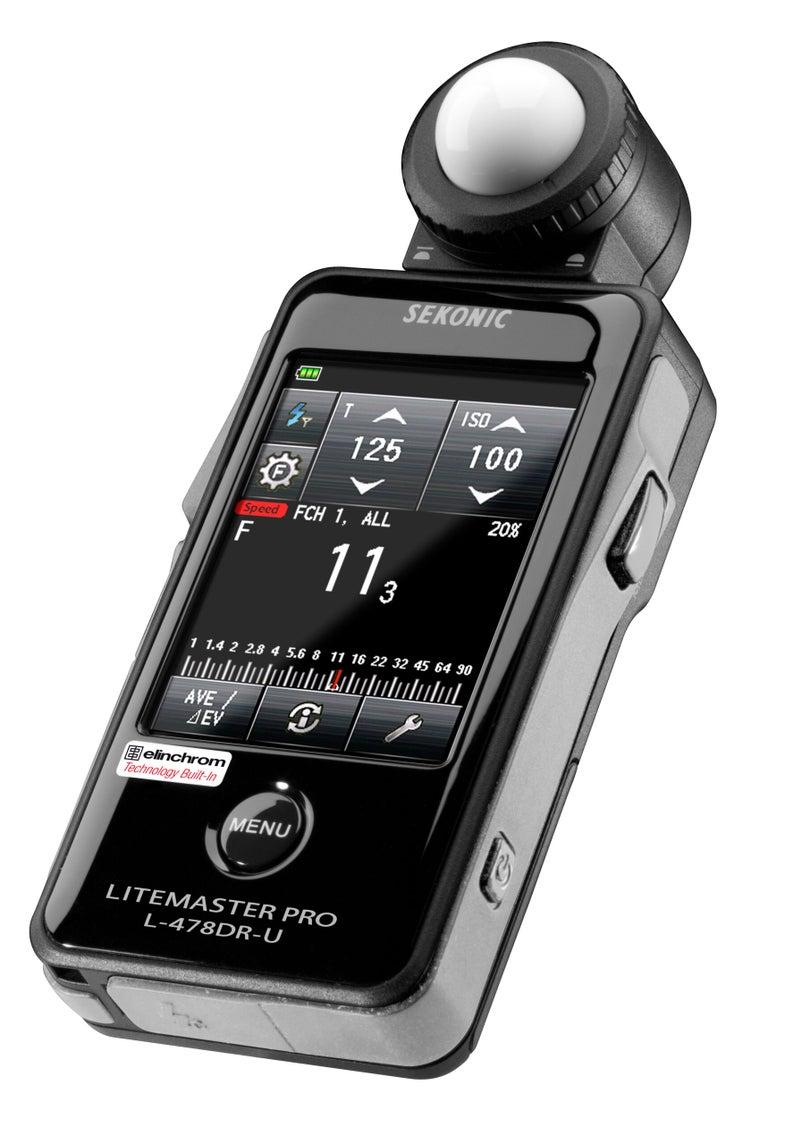 Sekonic L-478 Flash Light Meter