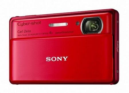 Sony Cyber-shot TX100V