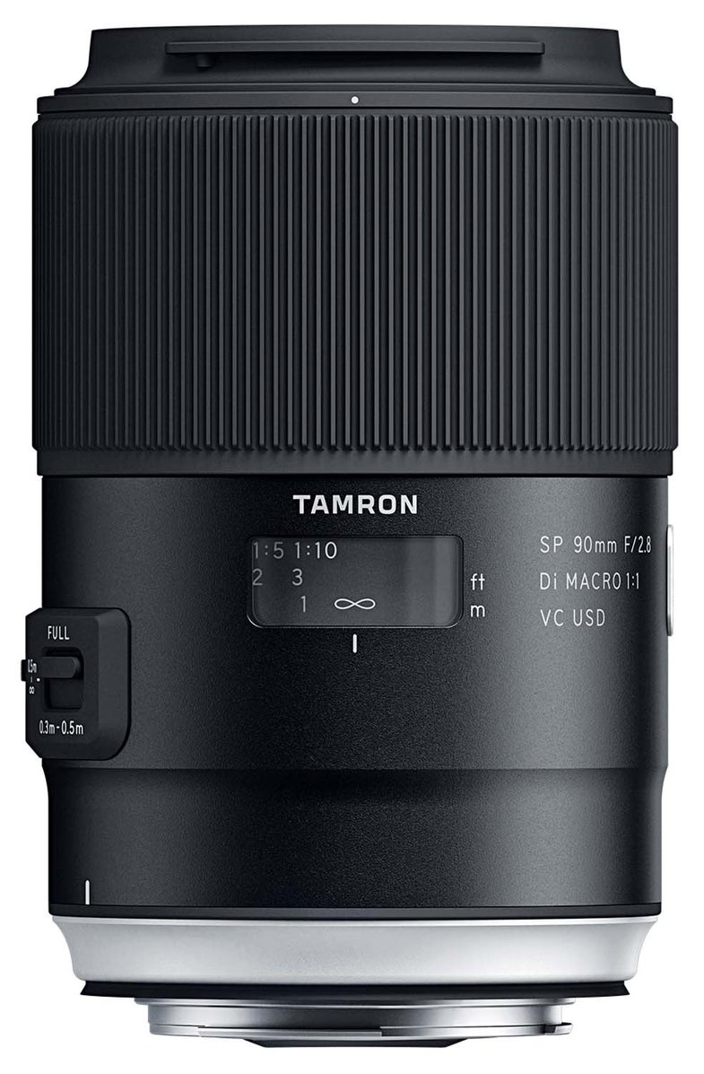 Tamron SP 90mm f/2.8 Di Macro VC USD AF Lens Review