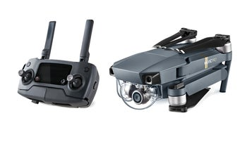 DJI Mavic Pro Drone Is Super Compact, Flies For 27 Minutes On A Single Charge