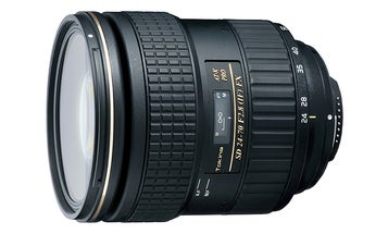 New Gear: Tokina's 24-70mm F/2.8 Full-Frame Zoom Lens Is Coming in August for $999