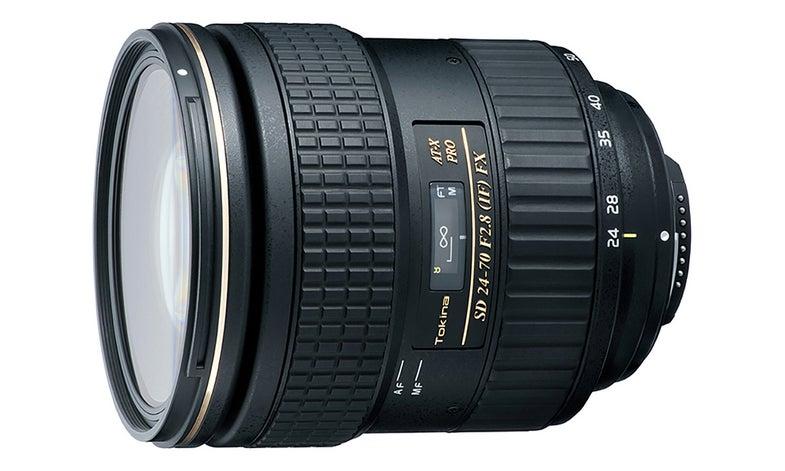 Tokina 24-70mm F/2.8 FX Zoom Lens