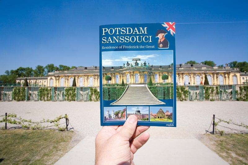 """""""Potsdam-sanssouci"""""""