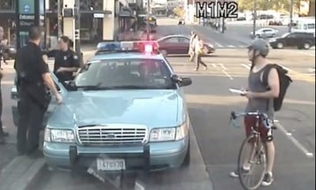 Cop Threatens Journalist For Using a Camera, Gets Fired