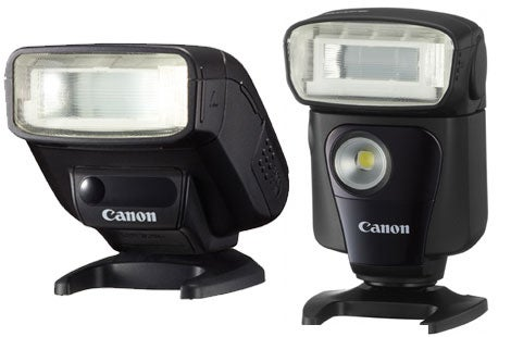canon 320 and 270 flashes