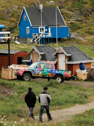 """Conquer-the-World-Sisimiut-Greenland"""