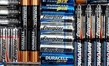 AA Battery Test
