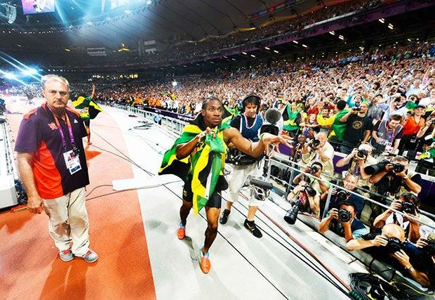 Usain Bolt Photog