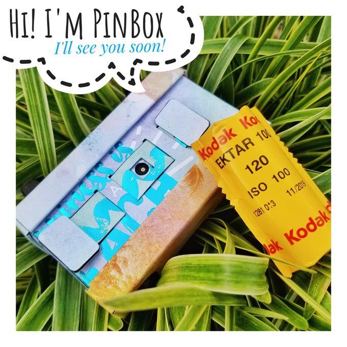 customized PinBox Camera