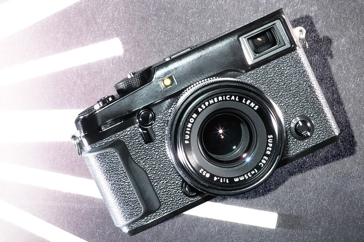 Fujifilm X-Pro2 Camera of the Year 2016