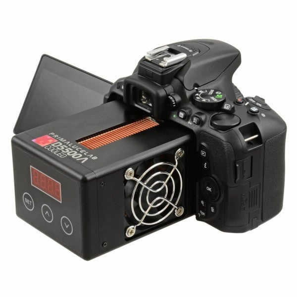 DSLR Cameras With Built-In Cooling Systems For Night Sky Photography