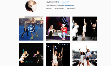 """Taylor Swift Revises Photographer Contract For """"1989 Wold Tour"""""""
