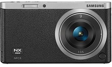 Samsung NX Mini Camera Test