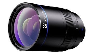 New Gear: Schneider-Kreuznach 35mm F/1.6 and 50mm F/1.4 DSLR Lenses