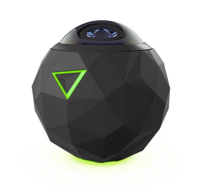 360fly 4K spherical virtual reality camera