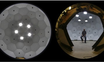Carnegie Mellon Packs 480 Cameras In A Dome To Perfectly Track 3D Motion