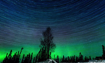 Video: You Should Watch This Timelapse of Alaska's Northern Lights