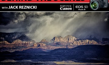 BEHIND THE SCENES WITH the Canon EOS 5D Mark III: Explorer of Light Photographer, Jack Reznicki [Sponsored Post]