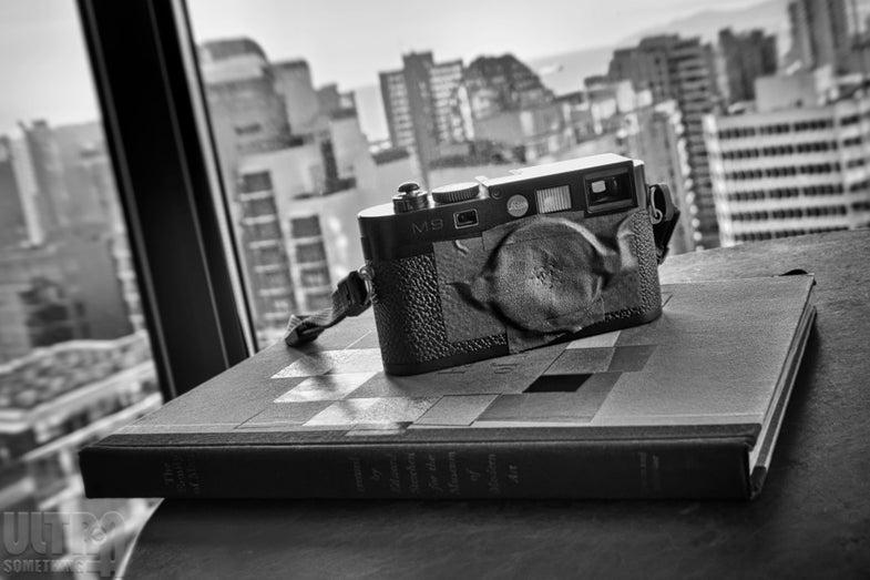 Leica m9 Pinhole