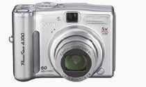 Camera Review: Canon PowerShot A700
