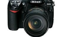 Nikon announces 10.2 MP D200