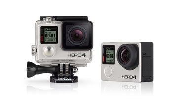 GoPro Hero4 Black Edition Action Camera With 4K Video