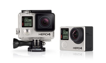 New Gear: GoPro Announces Hero4 Black and Silver Editions, More Affordable Hero Model