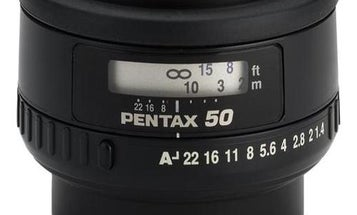 Pentax 50mm f/1.4 FA