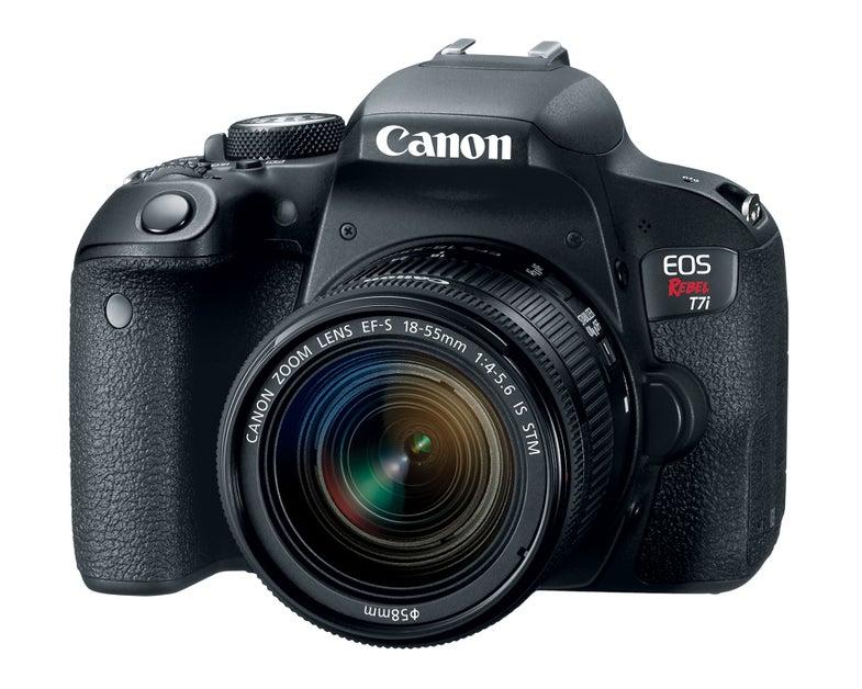 Canon T7i DSLR