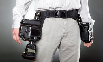 Spider Holsters Go Multicamera With The SpiderPro Pad