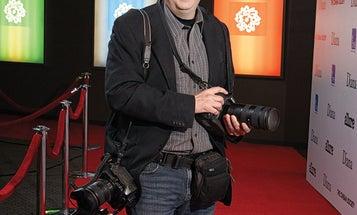 I, Photographer: Red Carpet Shooter Evan Agostini